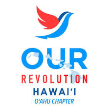 Our Revolution Hawai'i endorses Keani Rawlins-Fernandez